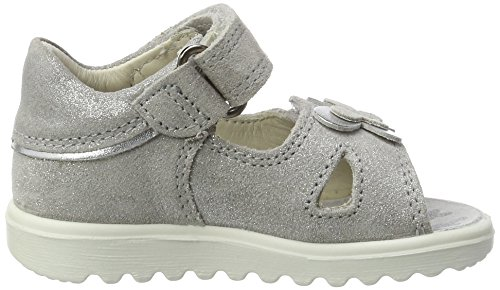 Superfit Lettie, Sandales  Bout ouvert fille Silber (silber)