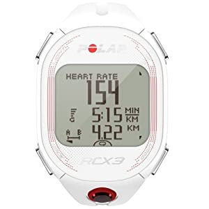 41ybPQ9I%2BYL. SS300  - POLAR RCX3 RUN Heart Rate Monitor
