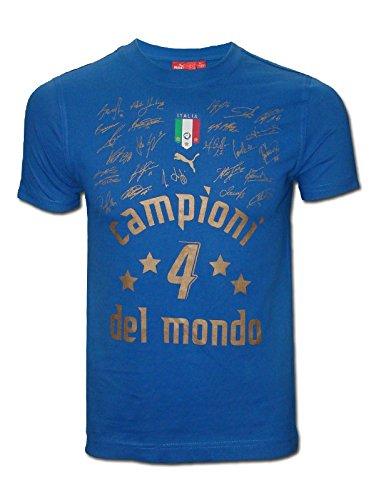 PUMA - Italia Camiseta Campeon WC2006 Hombre Color: