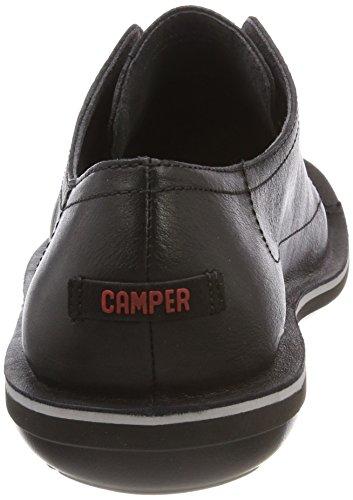 Camper Beetle, Baskets Homme, Marron Noir (Black 1)
