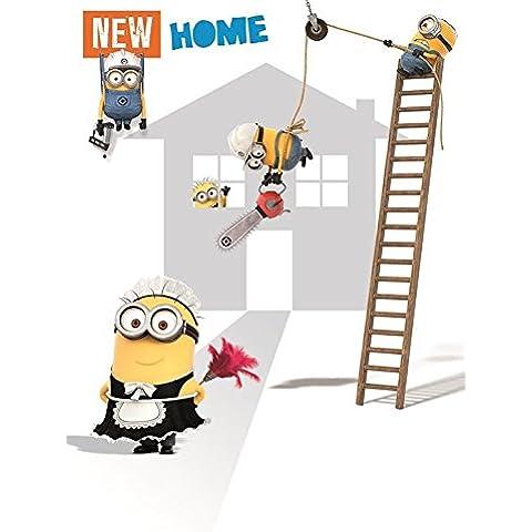 Despicable Me - Biglietto di auguri per la casa nuova, motivo: Cattivissimo Me