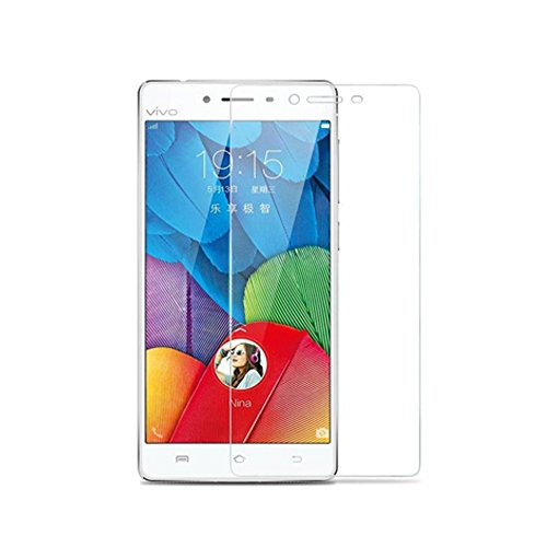 UMBER Tempered Glass Screen Guard For Vivo Y22  available at amazon for Rs.199