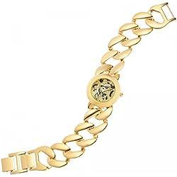 Ottaviani Uhr Damen Gold Gliederarmband 15224