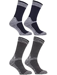 Chaussettes renforcées pour bottes de travail (lot de 4 paires) - Homme