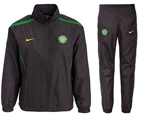 Junior Jog Pant (Nike Boys Celtic FC Tracksuit Junior Training Kids Woven Presentation Soccer Jog Suit New (Small (8/10 Years)))
