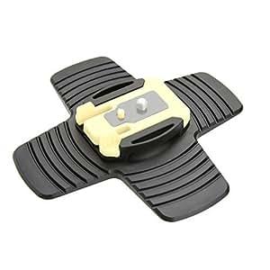 pangshi® Adaptateur Support pour planche de surf Sony Action Cam hdr-as200V as100V as30V as20V AZ1fdr-x1000vr AEE Accessoire appareil photo