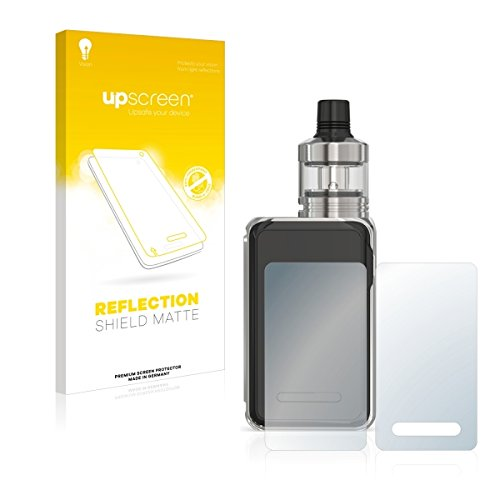 upscreen Reflection Shield Matte Displayschutz Schutzfolie für Joyetech Cuboid Lite (matt - entspiegelt, hoher Kratzschutz)