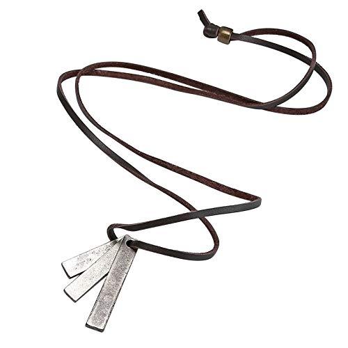 SonMo Halskette Herren Edelstahl Damen Kette Kurz Silber Kette mit Anhänger Herren Gold Kette 999