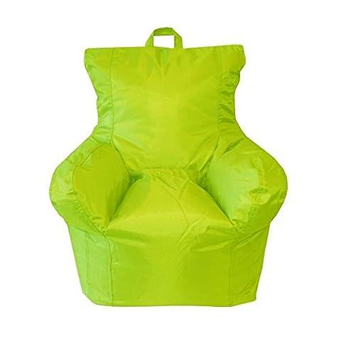 Fauteuil Vert Anis - ALEX KIDS Pouf fauteuil enfant 50x55x50 cm