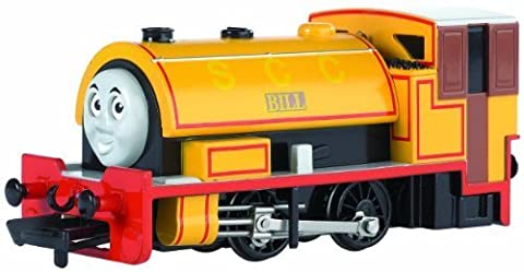 Bachmann Trains Thomas And Friends Bill Engine With Moving Eyes by Bachmann Industries Inc. TOY (English Manual)