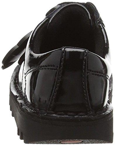 Kickers Kick Lo F Infant - Bottes - Fille Noir (Black)