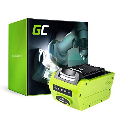 Green Cell® 29727 Werkzeug, Gartengeräte Akku für GreenWorks (Samsung Li-Ion Zellen 4 Ah 40V)