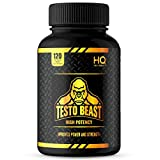 Test Booster for Men | 120 caps - Testosterone Supplement | High Quality