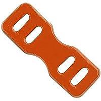 Cliff Keen lucha libre correa de barbilla), color naranja
