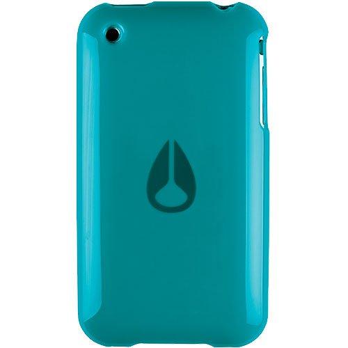 Nixon iPhone 3G Phone Case Turquoise
