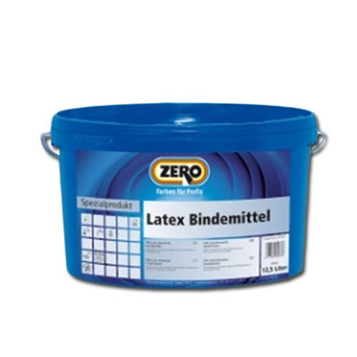 Zero Latex Bindemittel 12,5 Liter Transparent