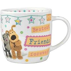 Boofle Bestest amigos para siempre Taza