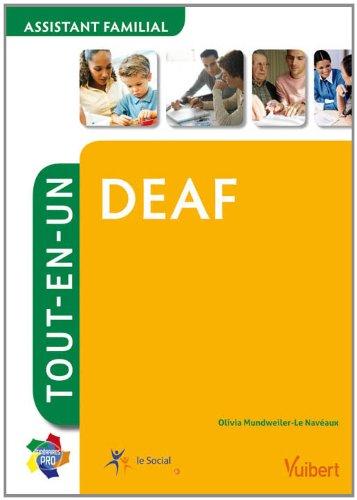 Formation Assistant familial (DEAF) - Itineraires pro - Tout-en-un