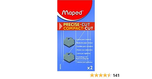 Maped Multi Coupe 310 Coupe Tapis de remplacement de bandes de papier A4 Trimmer Guillotine