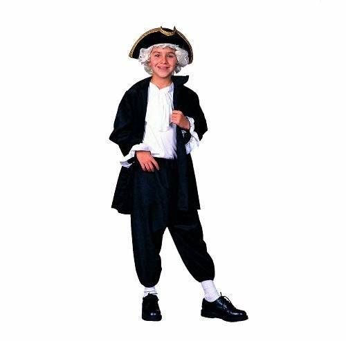 RG Costumes George Washington, Child Large/Size 12-14 by RG Costumes
