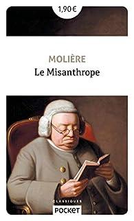 Le Misanthrope par  Molière