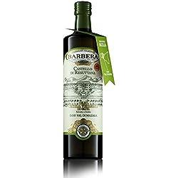 Olio extravergine di oliva siciliano,DOP Val di Mazara, Castello di Resultano, Premiati Oleifici Barbera