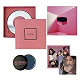 Square Up [ PINK Ver. ] - BLACKPINK 1st Mini Album CD + Photo Book + Lyrics Book + Postcard + Photocard + FREE GIFT / K-POP Sealed.