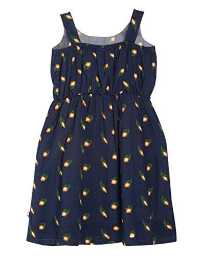 Lil-Orchids-Girls-Navy-Rayon-Sleeveless-Dress-LO-PR01-NVYNavy