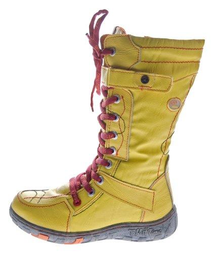 TMA, Stivali donna Giallo (giallo)
