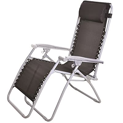 Textoline Reclining Garden Chair - inexpensive UK chair shop.