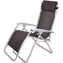 Textoline Reclining Garden Chair