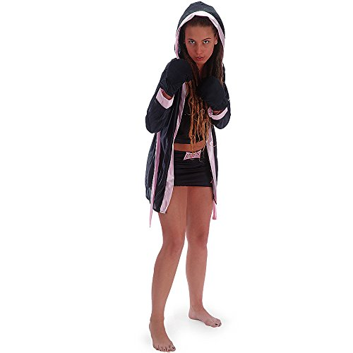 (Carnival Toys 83031 - Boxerin, Damenkostüm mit Handschuhen, Universal S, M, L)