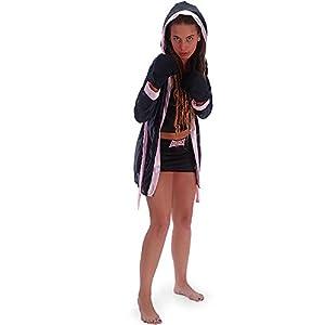 Carnival Toys 83031-Boxerin, para mujer Disfraz con guantes, universal S, M, L
