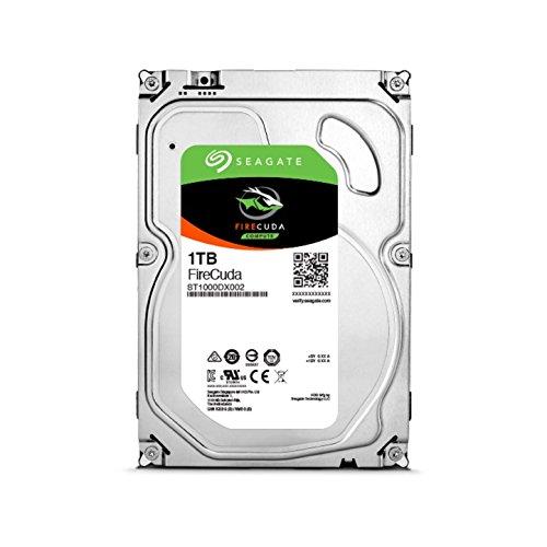 Seagate ST1000DX002 HDD Fire Cuda SSHD Festplatte 1000GB