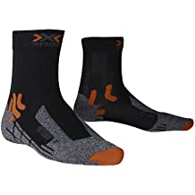 X-Socks Uni Funktionssocke - Calcetines, tamaño 42-44, color negro