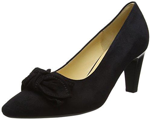 Gabor Shoes Fashion, Scarpe con Tacco Donna Blu (pazifik 16)