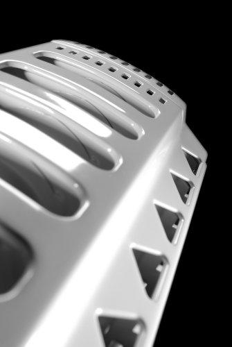 De'Longhi Dragon 4 TRD41025T Oil Filled Radiator – White