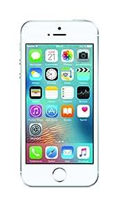 Apple iPhone SE Smartphone débloqué 4G (Ecran : 4 pouces - 64 Go - Simple Nano-SIM - iOS) Argent