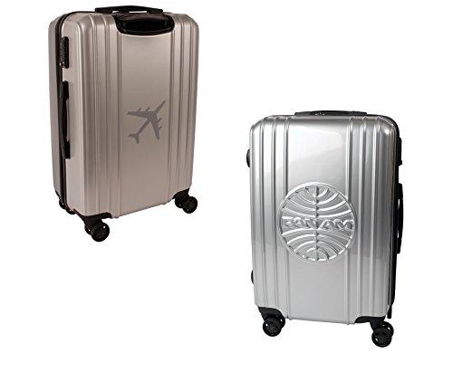 exklusiver-pan-am-4-zwillingsrollen-koffer-hartschalentrolley-silber