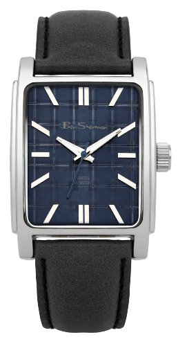 ben-sherman-mens-quartz-watch-with-blue-dial-analogue-display-and-black-pu-strap-bs034