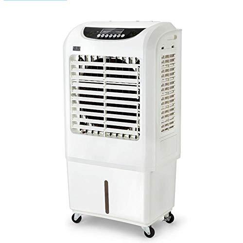 SWB COOL Ventilatore di Raffreddamento a Volume d'Aria Super Grande per Aria condizionata umidificazione e idratazione Mobile -120W