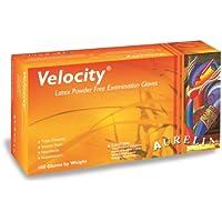 AURELIA Velocity 2822Latex Handschuh, puderfrei, 23,9cm Länge, 5mil Dick, L, weiß, 1000 preisvergleich bei billige-tabletten.eu