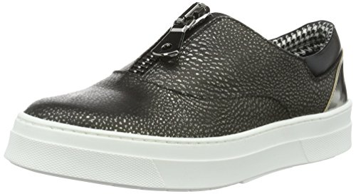 Pollini Damen Sneaker Grau (Grey 90B)