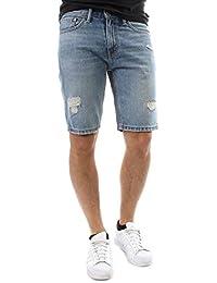 Levi's Hombre 511 Slim Sunset Junction Denim Shorts, Azul