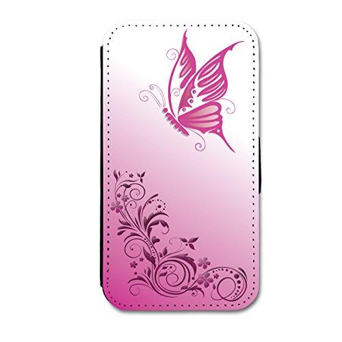 Book Style Flip Handy Tasche Case Schutz Hülle Schale Motiv Etui für Apple iPhone 4 / 4S - A14 Design1 Design 11