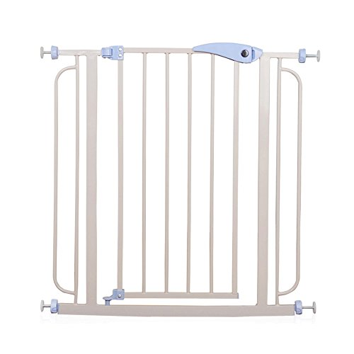 YNN Bébé Sécurité Porte Escalier Barrière Extensible Enfant Clôture Pet Chien Clôture Pôle Isolation Porte Fit Porte Largeur 76-86 cm (taille : 76-86cm)