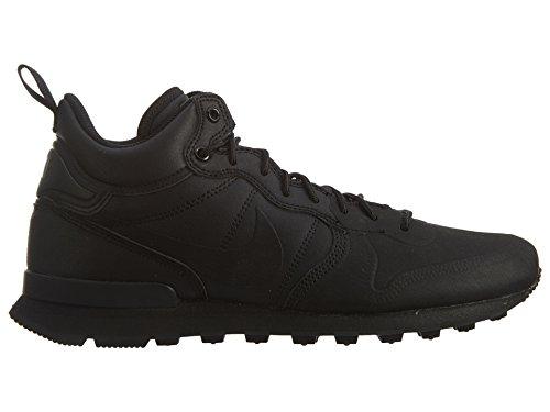 Nike Herren 857937-001 Turnschuhe Schwarz
