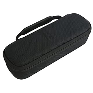 Archeer Bluetooth Speaker Case, Khanka Hard Carrying Storage Case Bag for Archeer Outdoor Sport/Shower Portable Bluetooth Speaker