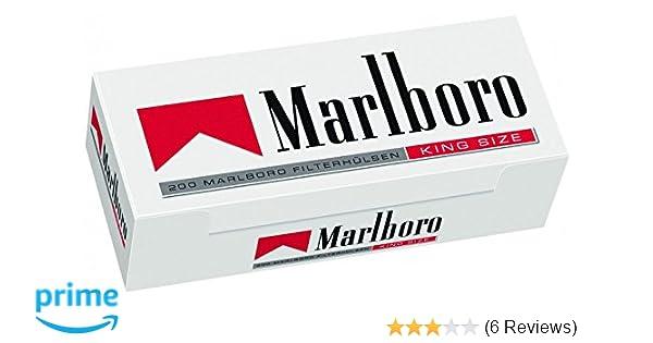 Marlboro Filter Tubes Pack 1000 Tubes (5x200)