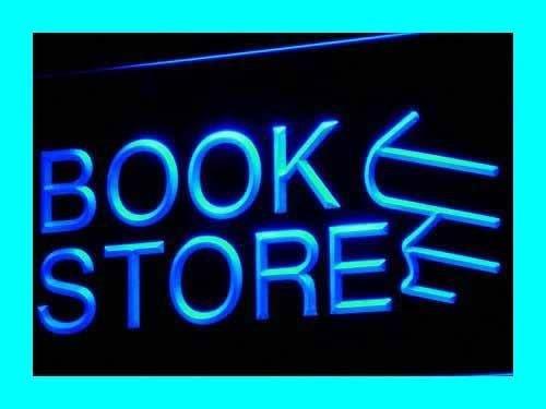 Jintora - Neon Sign - señal neón - Book Store -